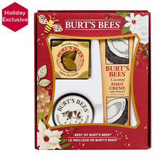 Best of Burt's Holiday Gift Set