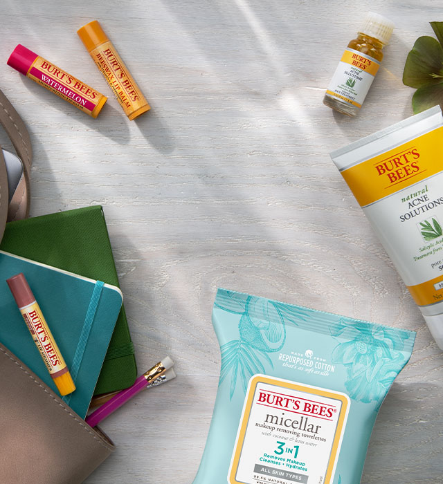 Burt's Bees | Home Page