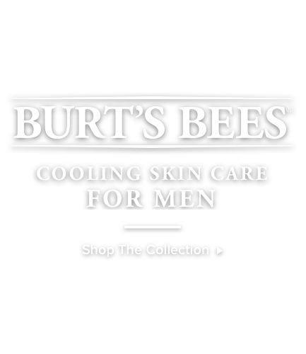 Burt's Bees Cooling Skin Care for Men. Shop the Collection