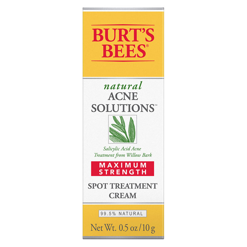 Natural Acne Solutions MaximumStrength Spot Treatment Cream