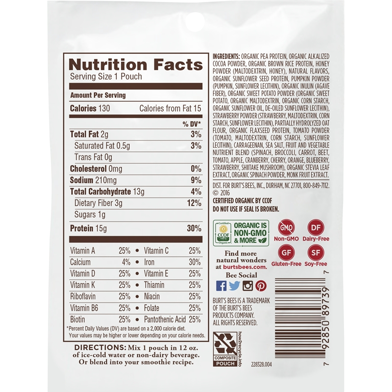 Chocolate o Protein + Healthy Radiance (10 pack)
