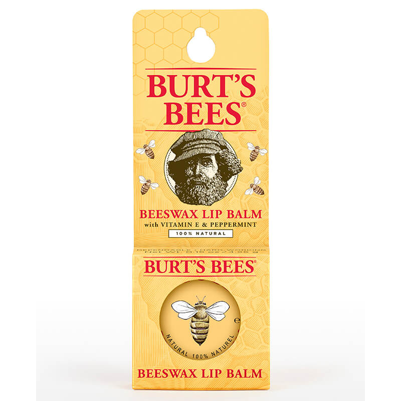 Beeswax Lip Balm Tin