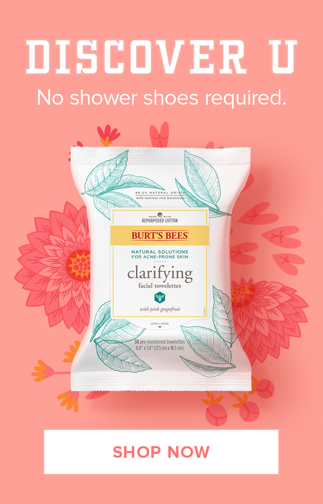 Acne Facial Cleansing Towelette